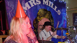 Mrs Mills Experience at the Brixton Albert London SW9 Thurs 18th April 2013